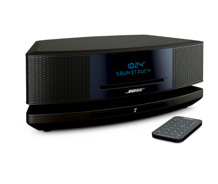 Wave SoundTouch music system IV черный