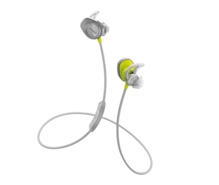 SoundSport wireless цитрон