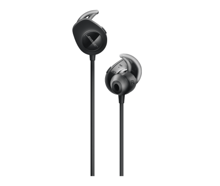 SoundSport wireless черный
